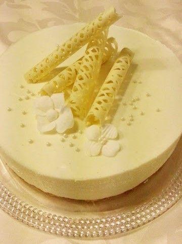 Päivi leipoo: Omena-vaniljakakku