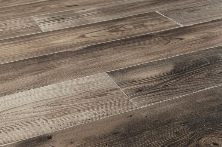 Love this! Want this throughout our whole house! No more yucky carpet!  BuildDirect – Laminate - 12mm French Country Estate Collection – Provence French Grey - Angle View