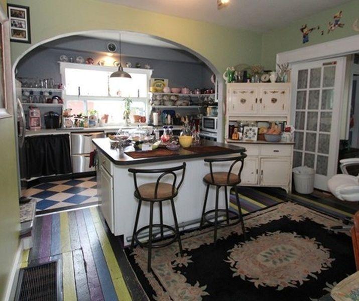 Victorian Kitchen Floor: 1000+ Ideas About Checkerboard Floor On Pinterest