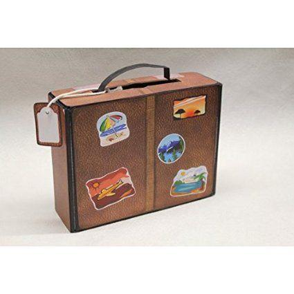 ... Verpacken auf Pinterest  Geldgeschenk reise, Hochzeitsreise verpacken