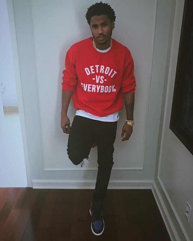 Trey Songz: Detroit Vs. Everybody