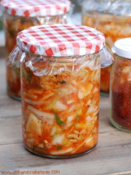 Chili und Ciabatta - Das Kimchi von Fräulein Kimchi