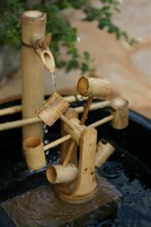 The Bamboo Fountain Store