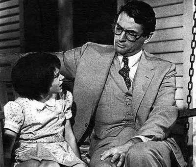 is atticus finch a good parent While this book has spoken to me on about a dozen different levels -- as a southerner, a lover of good writing atticus finch isn't a perfect parent.