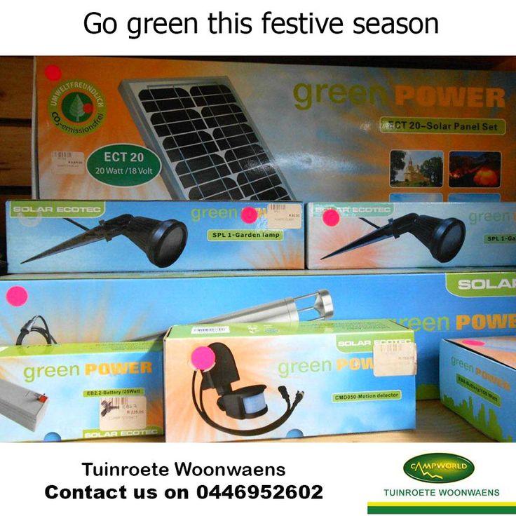 Pink Dot Specials on Solar equipment #TuinroeteWoonwaens #Specials
