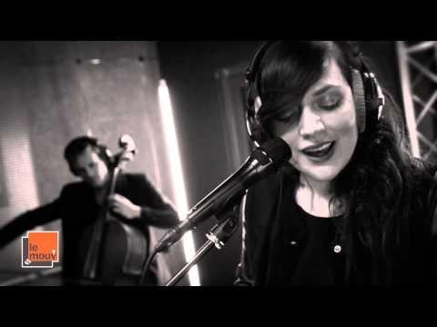 Lève Toi - NACH | Anna CHEDID / Session Francosonik sur le Mouv' [ V I D E O ]