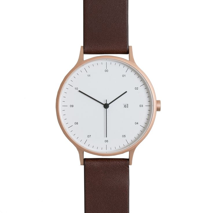 Instrmnt 01 is the first watch from Glasgow based, multi-disciplinary team Instrmnt. 180