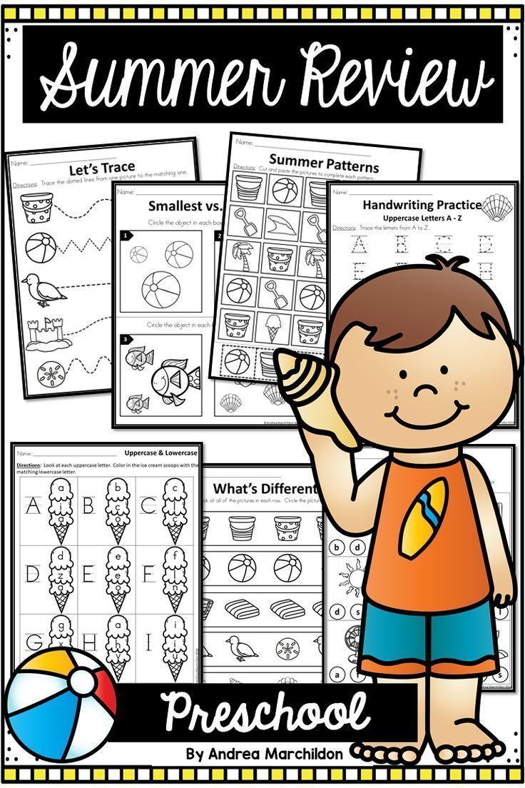 Kindergarten Summer Packet Get Ready For Kindergarten Preschool Summer Packet In 2020 Summer Packet Preschool Summer Worksheets Preschool Summer Learning [ 1104 x 736 Pixel ]