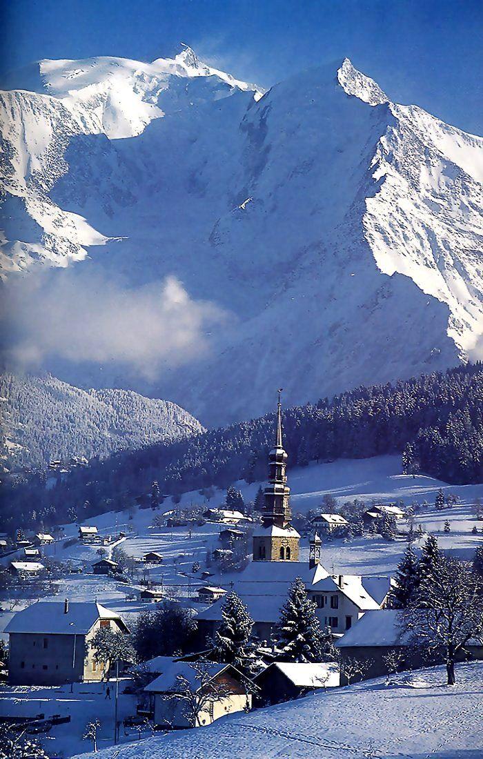 Combloux, Rhône-Alpes, France