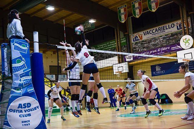 Bang! 💥🏐 #vcfrascati #volleyball