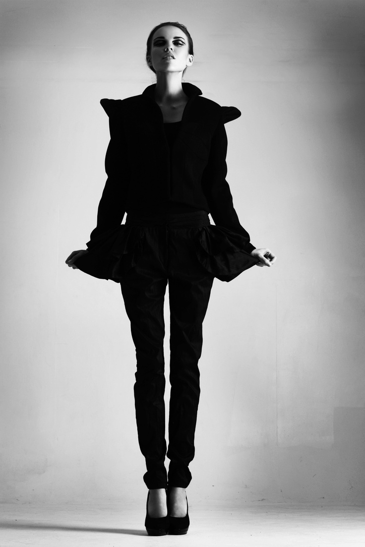 Camilla Salgaard Campaign: Ivy Jacket & Evelyn Trousers