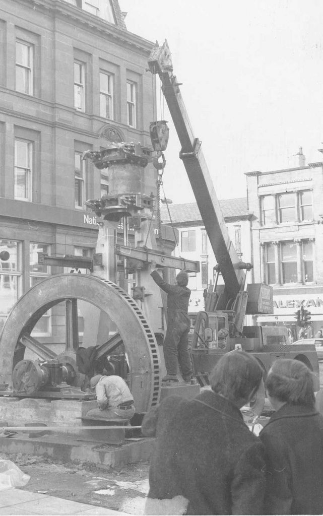 Oxford Street Engine, Bolton