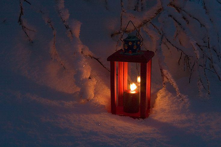 Hyvää Joulua  - Merry Christmas ! photo: Joulu/Lyhty by Heikki Nikki