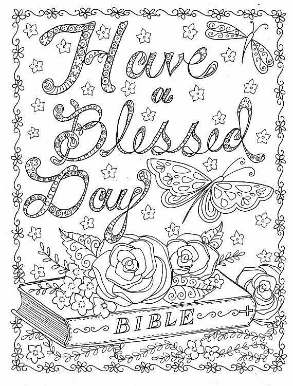 scripture garden coloring book christian coloring for all ages pray meditate and color adult coloring book bible - Christian Coloring Book