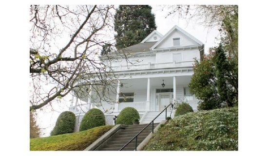 The historic, Henry M. Grant home is the masthead of Willamette Heights, perched prominently on the hill, greeting all who cross the Thurman bridge. First time on the market in 75 years. 3114 NW Thurman St, Portland, OR 97210