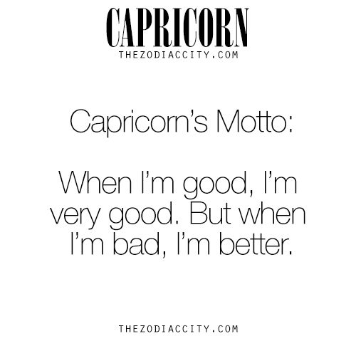 ZODIAC CAPRICORN FUN FACTS | THEZODIACCITY.COMSee more about your zodiac sign here.