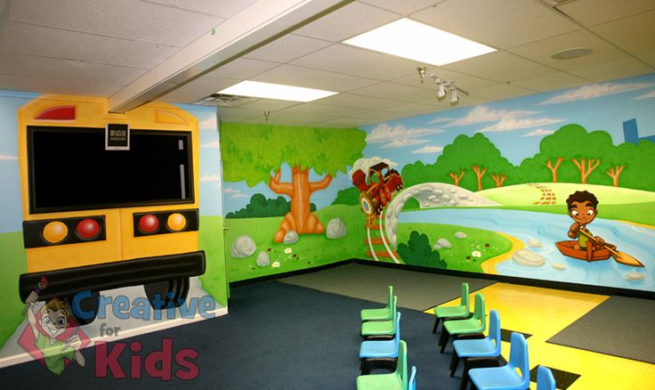 Ren Ministry Theme Design Church Rooms Nursery Creative Classroom