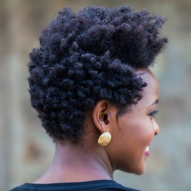 Styling Tapered Natural Hair Pleasing Best 25 Tapered Natural Hairstyles Ideas On Pinterest  Natural .