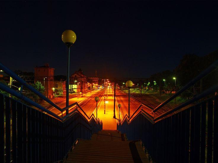 Station, Kołobrzeg, Poland