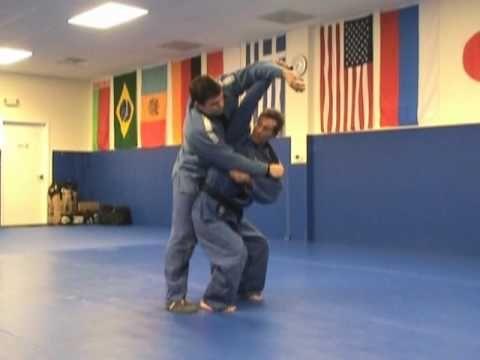 Séquence d'un circuit-training de judo de Ernst Laraque - YouTube