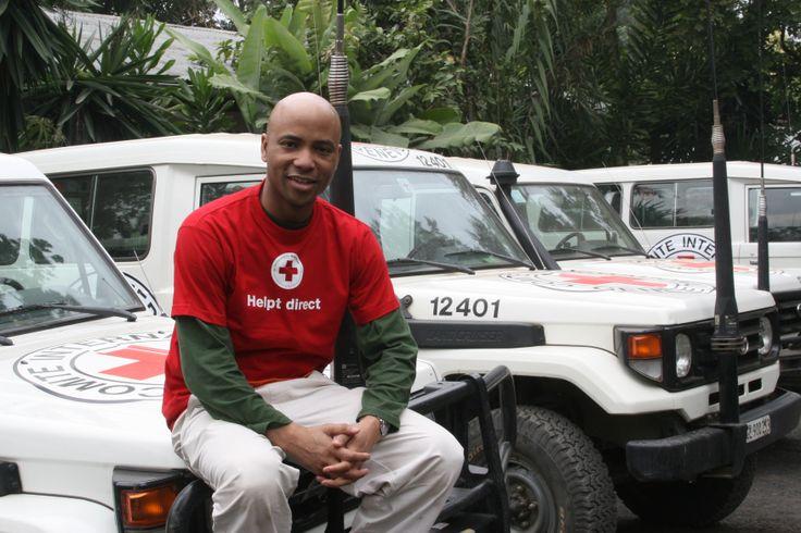 Humberto Tan in Congo voor het Rode Kruis - Regie & fotografie: Dennis Brussaard