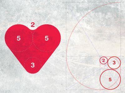 Golden-ratio-heart