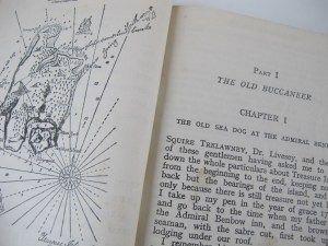 Inheritance Books: why I choose 'Treasure Island'