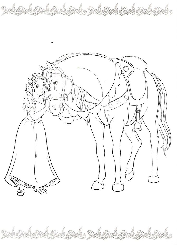 Pin by Jody Kyle on Coloring pages | Horse coloring pages ...