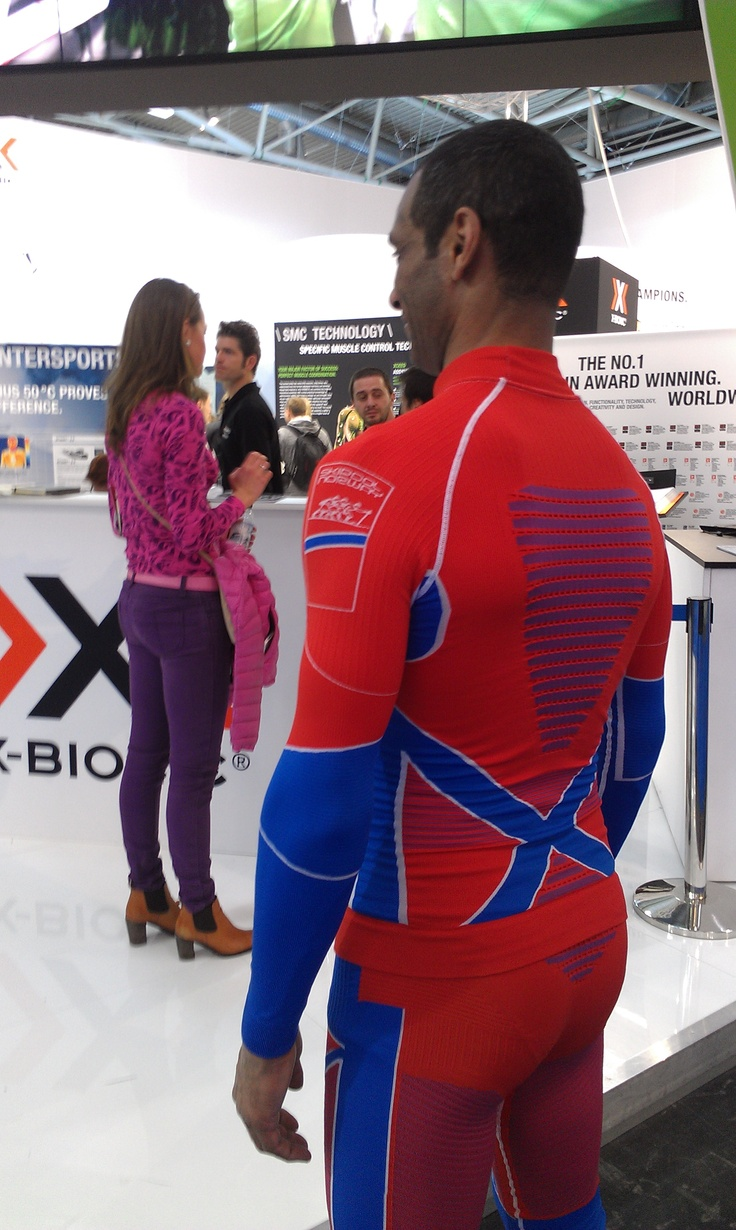X-BIONIC® Energy Accumulator® EVO World Champion Edition Norway