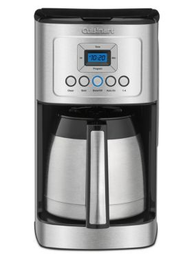 Cuisinart 12 Cup Programmable Thermal Coffee Maker Dcc3400 - Stainless Steel - One Size