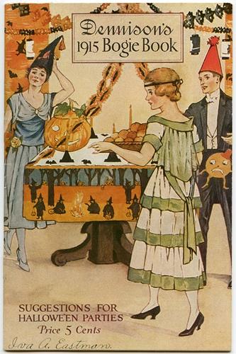Dennison's Bogie Book 1910