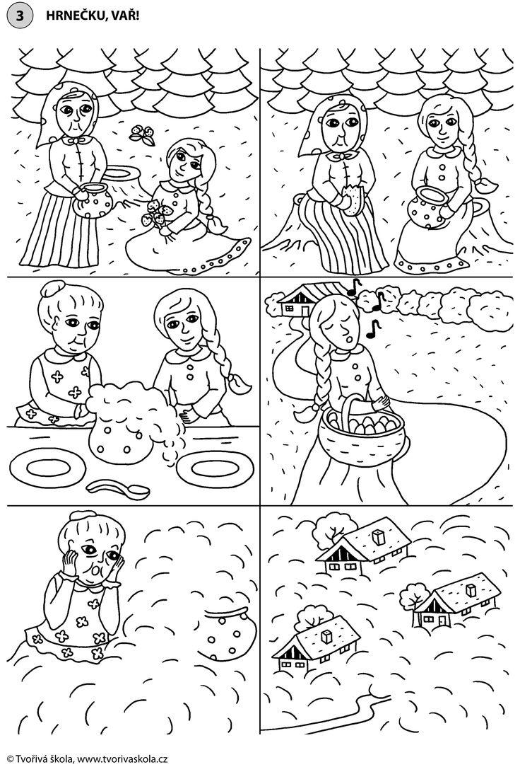 3. Hrnečku vař