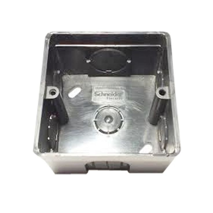 Jual Schneider Wall Box, Black.  Complete range to provide your needs, Quality to ensure your Safety, Aesthetically Stunning for your place, Harga untuk 1 Buah.  http://kliklistrik.com/wall-box/233-schneider-wall-box-black.html  #schneider #wallbox #3M