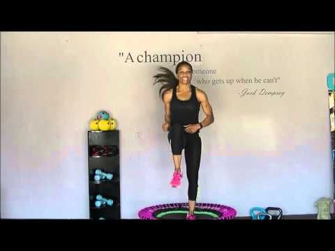 AChamp's Bellicon Beginners Rebounding Workout
