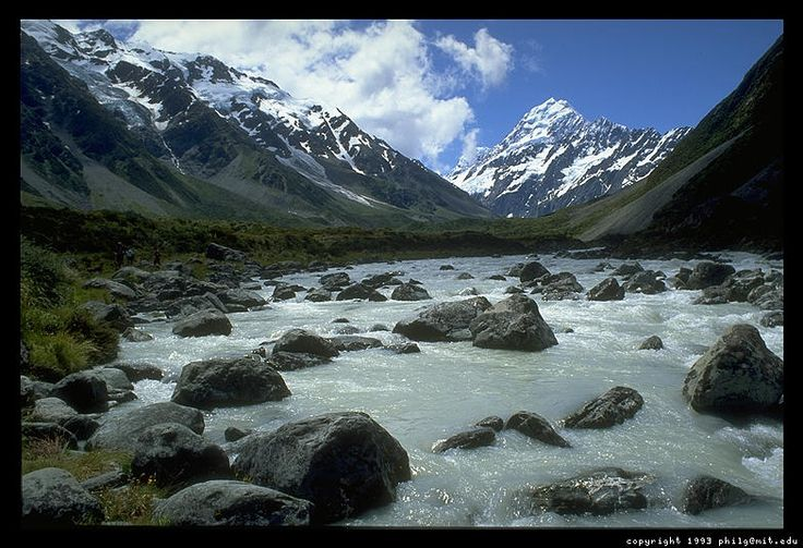 New Zealand: Specifically to see/visit where Lord of the Rings was filmed