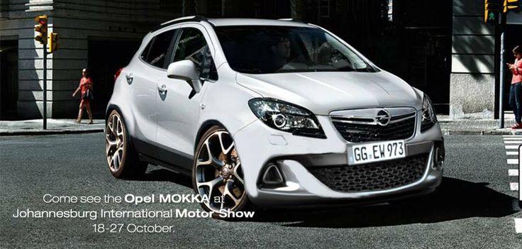 Opel Mokka OPC Photoshop Image (Rough)