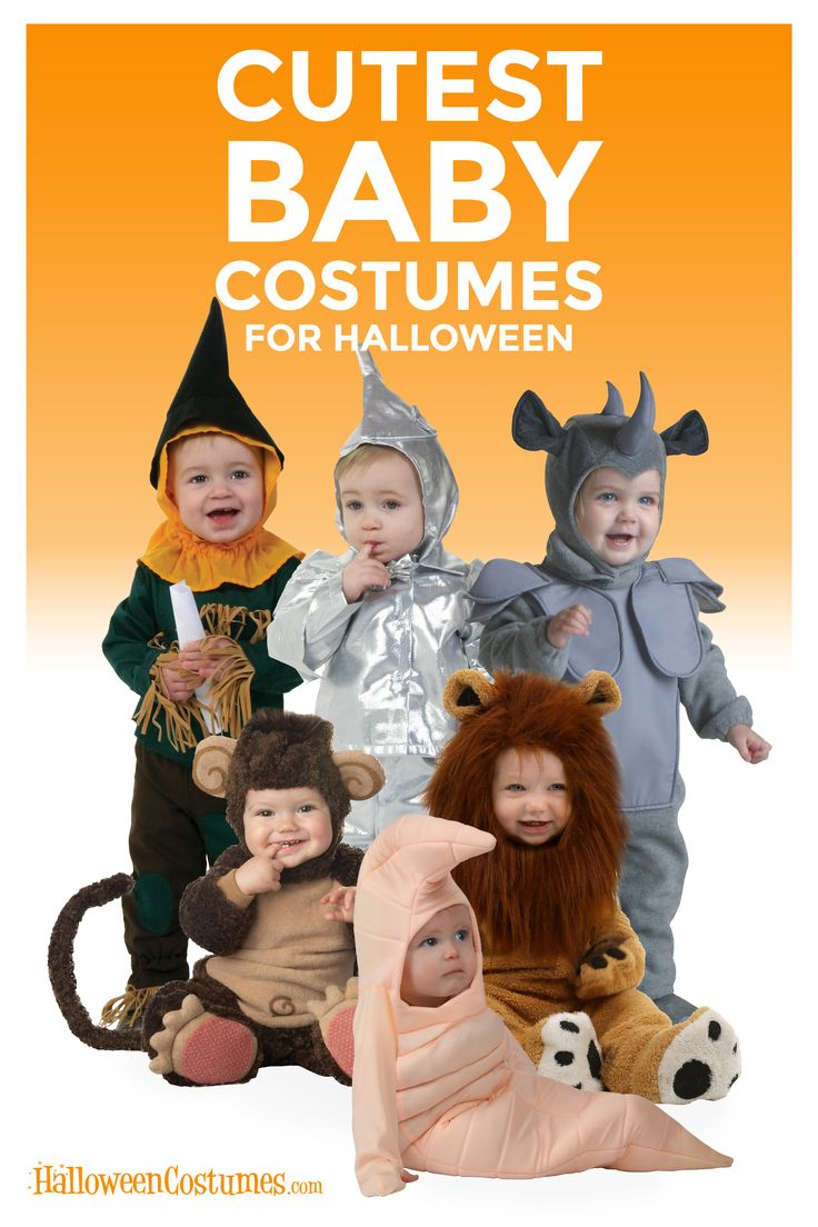 Top selling baby Halloween costumes of 2016! Find the perfect Halloween costume today!