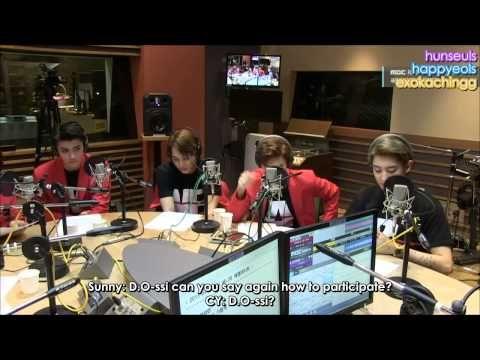 [FULL/ENG] 15O41O Sunny FM Date EX0
