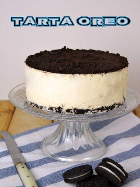 Cuuking! Recetas de cocina: Tarta de Oreos y queso sin horno