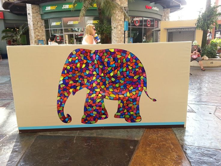 Thai Elephant Day 2014 Elephant day, Thai elephant, Elephant