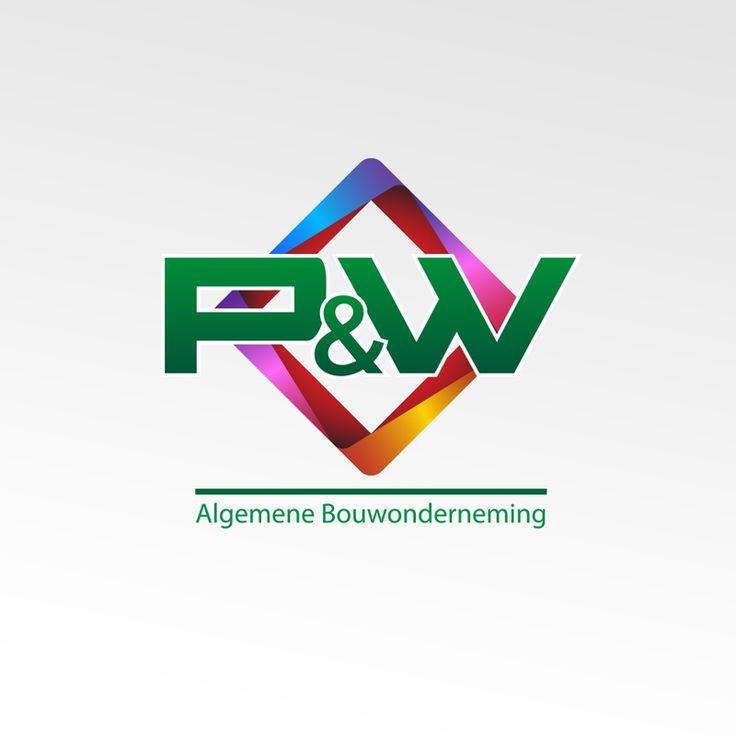 """Веб студия """"3D World"""" разработала уникальный логотип для компании """"P&W"""". Насыщенный зеленый цвет акцентирует внимание на названии компании, ее стабильности и надежности. Логотип прекрасно смотрится, как на печатной продукции, так и в web. http://3dworld.com.ua/portfolio/logotip-pw-1198/"""