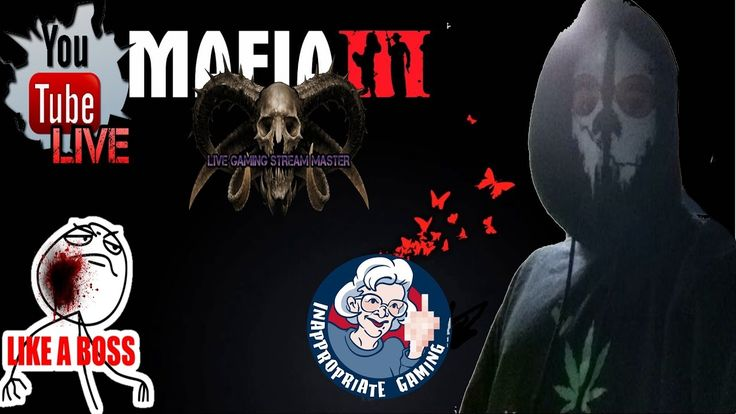 GANGSTERS PLAYGROUND   LET'S PLAY MAFIA 3 PART 5   PS4 LIVESTREAM