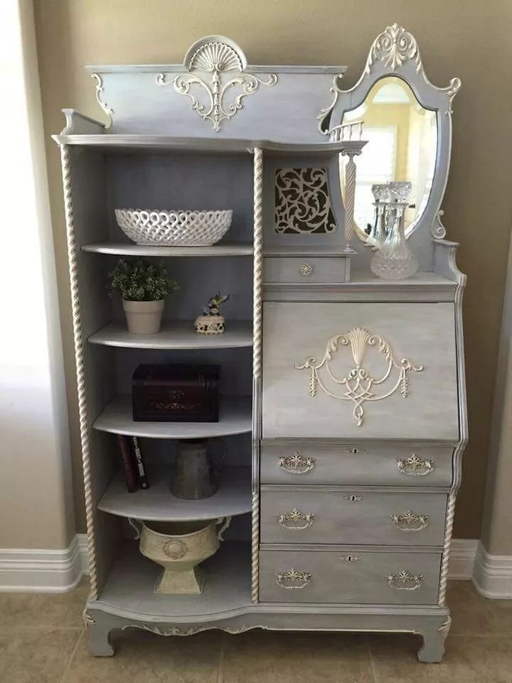 Heirloom Traditions Paint Grey Painted Furniture