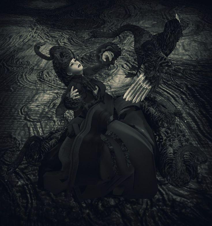 The Black Swan by Vítězslav Koneval