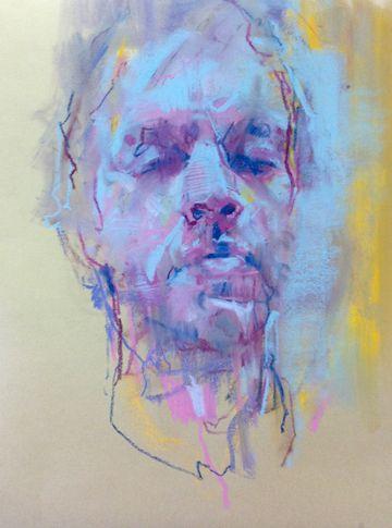 Cian McLoughlin. Painter.