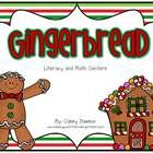 Sugar and Spice...this gingerbread-themed packet is really nice!  A great addition to any holiday-themed unit.  This packet boasts almost 100 pages...