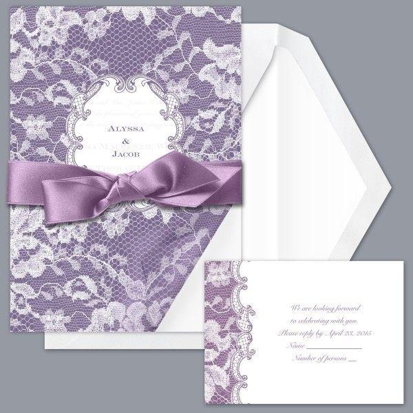 Carnet d'inspiration mariage Mademoiselle Cereza mariage violet parme argent gris idee faire part