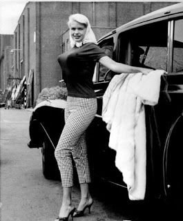 Golden Hollywood: 1950's Sweater Girls in Hollywood - Hot Pics