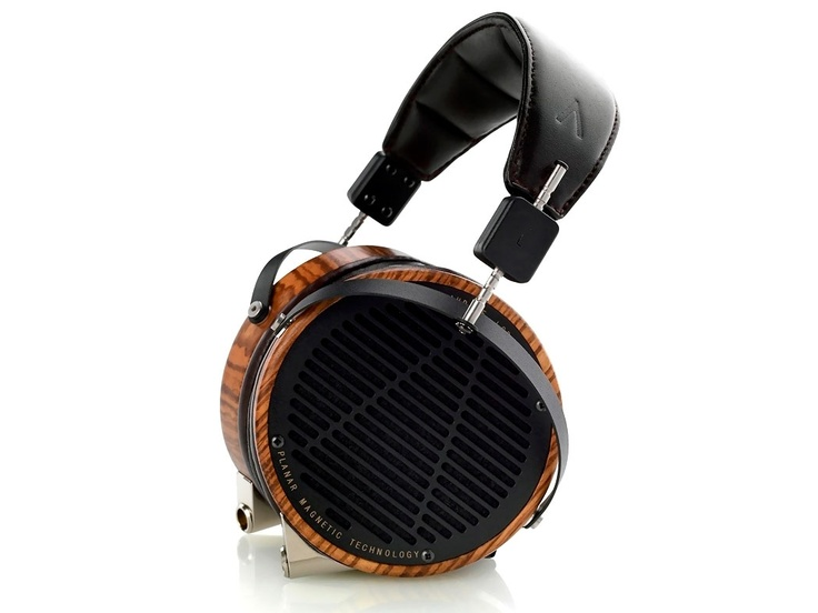 Audeze LCD-3's. They say they're the best... but I've yet to find a high-end headphone manufacturer who doesn't believe that about their own stuff. But at this price, they better be indistinguishable from whatever is the best. $2000