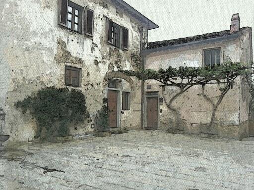 Il borgo di Borro